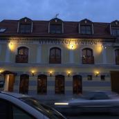 Hangya Hotel Étterem