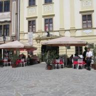 Corvinus Pizzéria, Borpince és Vinotéka