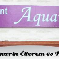 Aquamarin Étterem és Panzió Zamárdi