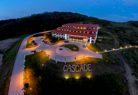 Hotel Cascade Resort Spa & Conference