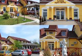 Liza Aqua Conference Hotel Lajosmizse