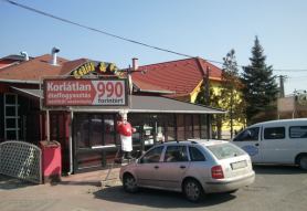 Csülök és Csülök Étterem Monor