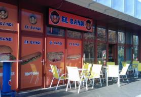 El Bandi Gyorsétterem Akadémia krt. 06 70 285 13 81