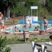 Mediano Thermal Camping és Bungaló Park
