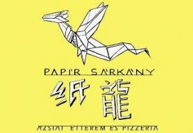 Papír Sárkány Ázsiai Étterem És Pizzéria Sopron