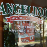 Angelino Pizzéria Budapest Angyalföld