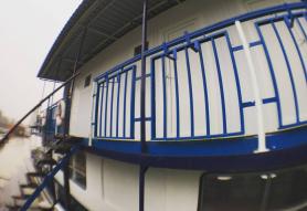 Móló Dunai Apartman Hajó