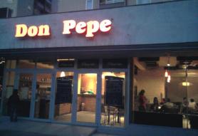 Don Pepe Pizzéria Miskolc