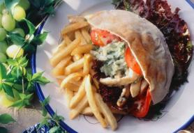 Óriás Hamburger & Gyros Center