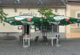 Kastély Étterem, Kávézó és Pizzéria