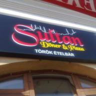 Sultán döner és pizza