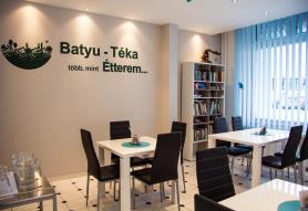 Batyu-Téka több, mint étterem