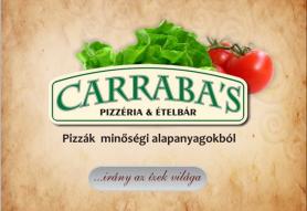 Carraba's Pizzéria És Ételbár Győr