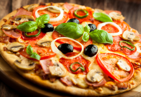 Királyi PizzaSüti