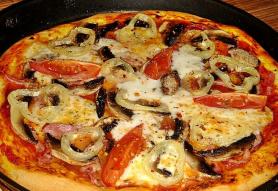 Pizza Tornádó