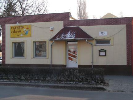 Staféta Étterem Szeged - Hovamenjek hu