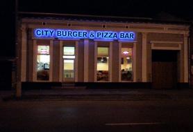 City Burger & Pizza Bar