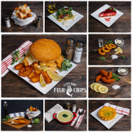 City Pan Fish & Chips