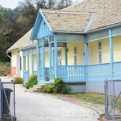 Kéktornácos Ház