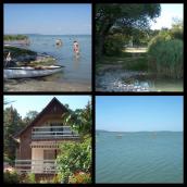 Balatonparti Kökényes Nyaralóház
