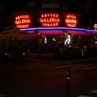 Galéria Café Pub Retro Party