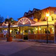 Sétány Étterem Csopak