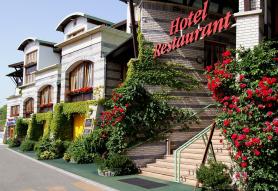 Rosengarten Hotel & Restaurant Sopron