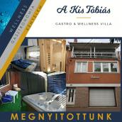 A Kis Tóbiás Gastro & Wellness Villa