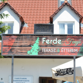 Ferde Fenyő Étterem és Fröccsterasz Hethland Zamárdi