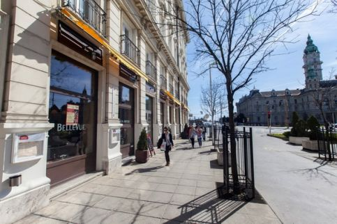 Hotel Rába City Center Győr11