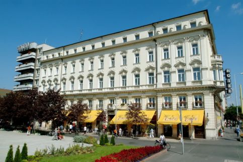 Hotel Rába City Center Győr12