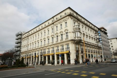Hotel Rába City Center Győr5