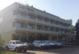 Liget Hotel Szolnok