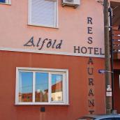 Hotel Alföld és Restaurant Cegléd