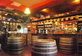 Silenus Pub - Rézangyal Bistro