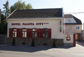 Hotel Palota City Budapest