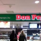 Don Pepe Étterem & Pizzéria Árkád