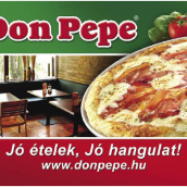 Don Pepe Étterem & Pizzéria Őrmező