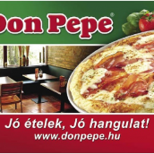 Don Pepe Pizzéria (Tesco) Pesti út