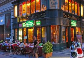 The Casablanca Restaurant & Club