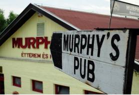 Murphy's Étterem - Kert