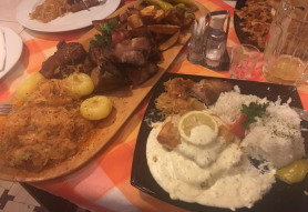 Két Diófa Étterem