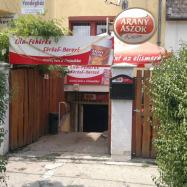 Lila-Fehérke Söröző & Étterem
