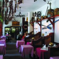 Öreghalász Étterem