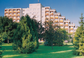Hotel Aranypart Siófok