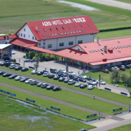 Aero Hotel-Étterem és Sportcentrum