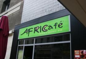 AfriCafé Kávézó és Koktail Bár