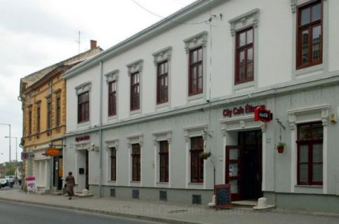City Cafe Hotel Szombathely10