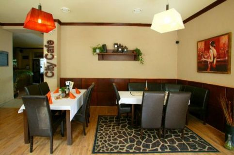 City Cafe Hotel Szombathely11