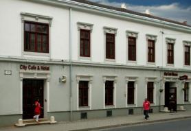 City Cafe Hotel Szombathely